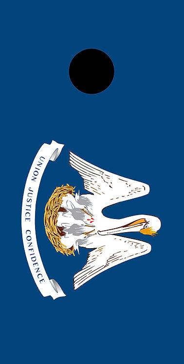 State Flag - Louisiana 1