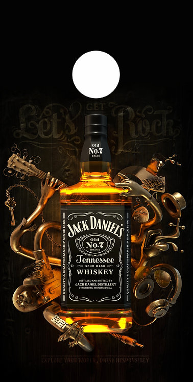 Nightlife 9- Jack Daniels Tennessee Whiskey