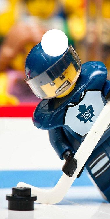 Cartoons 21 Lego Hockey