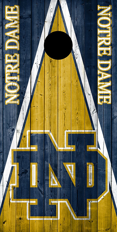 NOTRE DAME FIGHTING IRISH 9