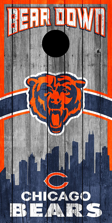 CHICAGO BEARS 5