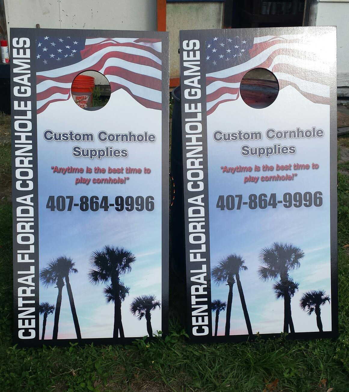 Central Florida Cornhole Games