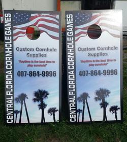 Central Florida Cornhole Games