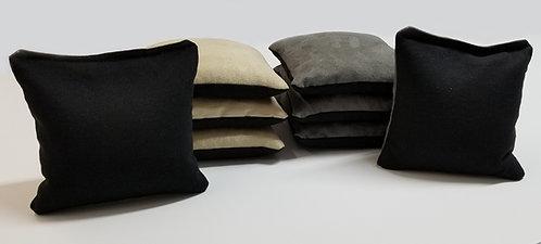 Set of 4 - Pro-Style Black