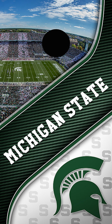MICHGAN STATE / MSU 4