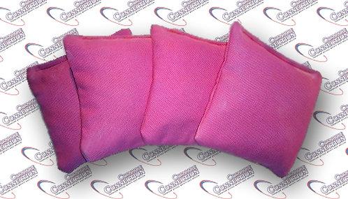 Set of 4 - Snap Pink