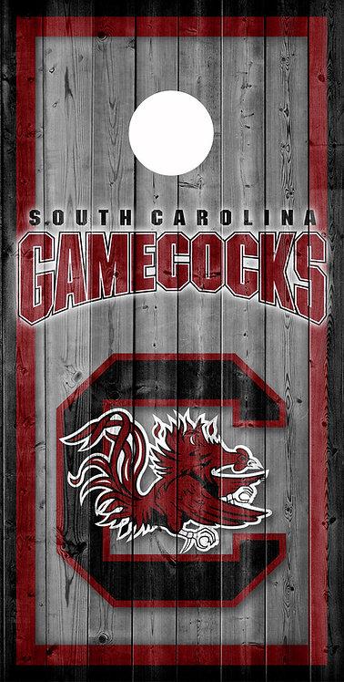 SOUTH CAROLINA GAMECOCKS 4