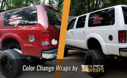 Color change wraps by 2