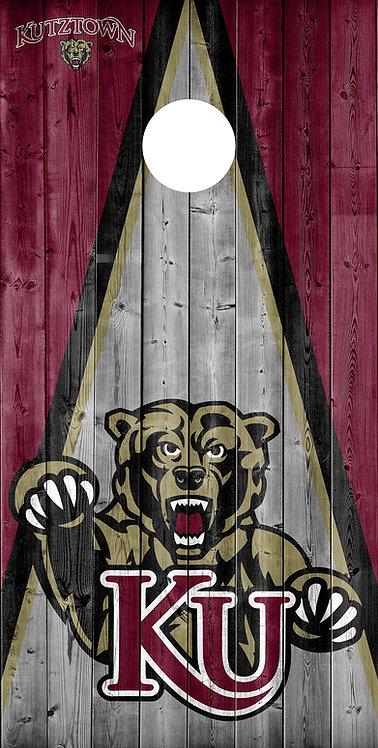 KUTZTOWN GOLDAN BEARS / KU 1
