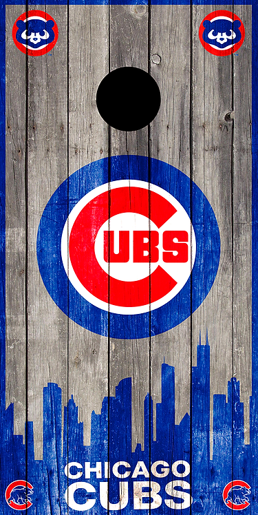 CHICAGO CUBS 10