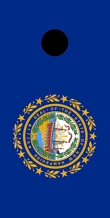 State Flag - New Hamphire 1