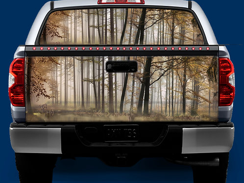Tailgate / Window Wrap - Forrest 2