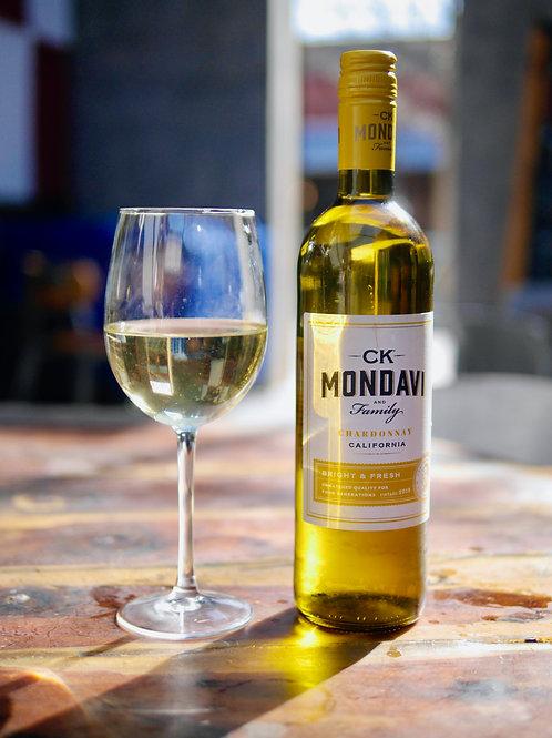 Chardonnay, CK Mondavi