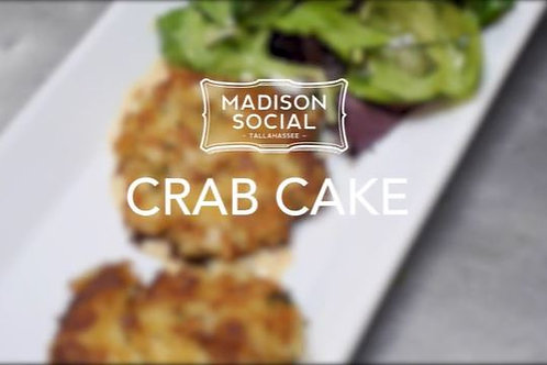 Party Size Crab Cakes