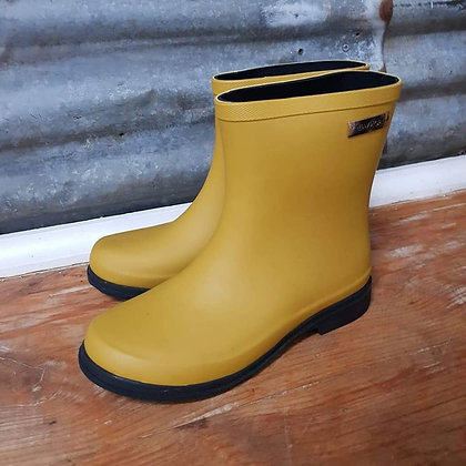 ROSEY BOOTS - Mustard