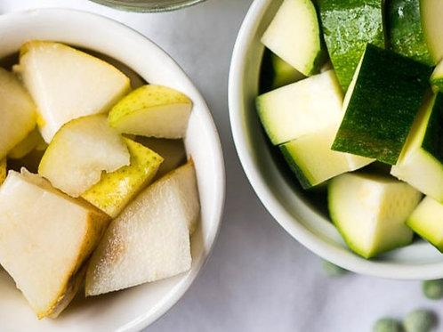 Zucchini + Pear (Table Food)