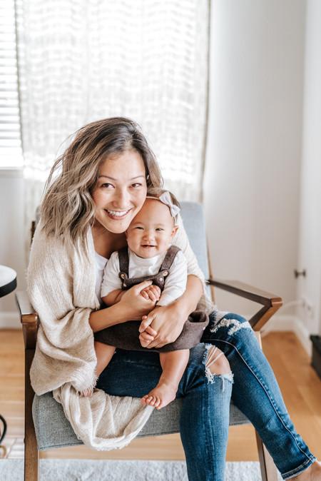 Christine + Baby Jordan