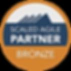 Allaxa ist Scaled Agile Partner Bronze