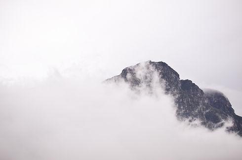 bewölkt Nebel
