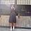 Thumbnail: BI COLOUR STITCH DRESS