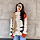 Thumbnail: DISTRESSED MULTI COLOR SWEATER