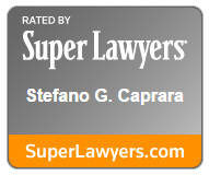 Stefano G. Caprara Named 2016 Rising Star by Super Lawyers