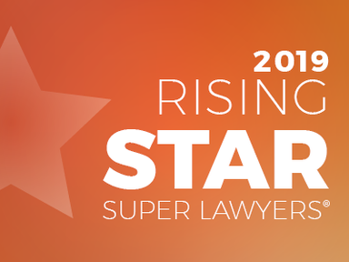 Super Lawyers 2019: Rising Stars
