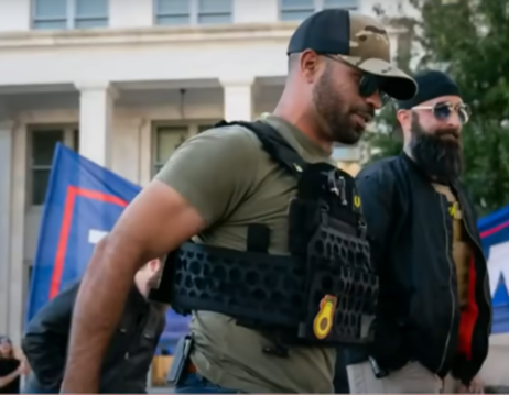 WOAH!: Proud Boys Leader Claims He's Forced to Sell BLM Apparel Through Secret Business