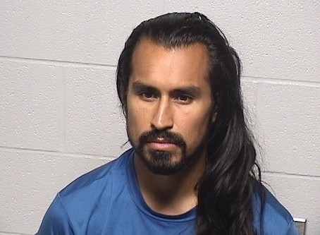 LOCAL: Third Lake man charged with raping, beating woman