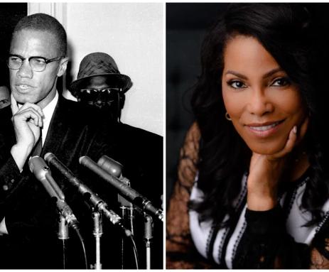 BLACK HISTORY: Malcolm X's Daughter Ilyasah Shabazz To Produce TV Series