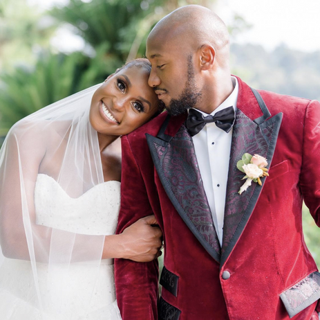AWW: Issa Rae Marries Louis Diame During Intimate Wedding Ceremony in South of France