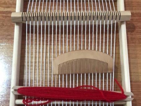 Therapeutic Weaving