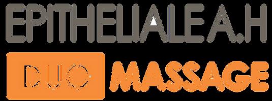 Epitheliale AH DUO Massage Range Logo.pn