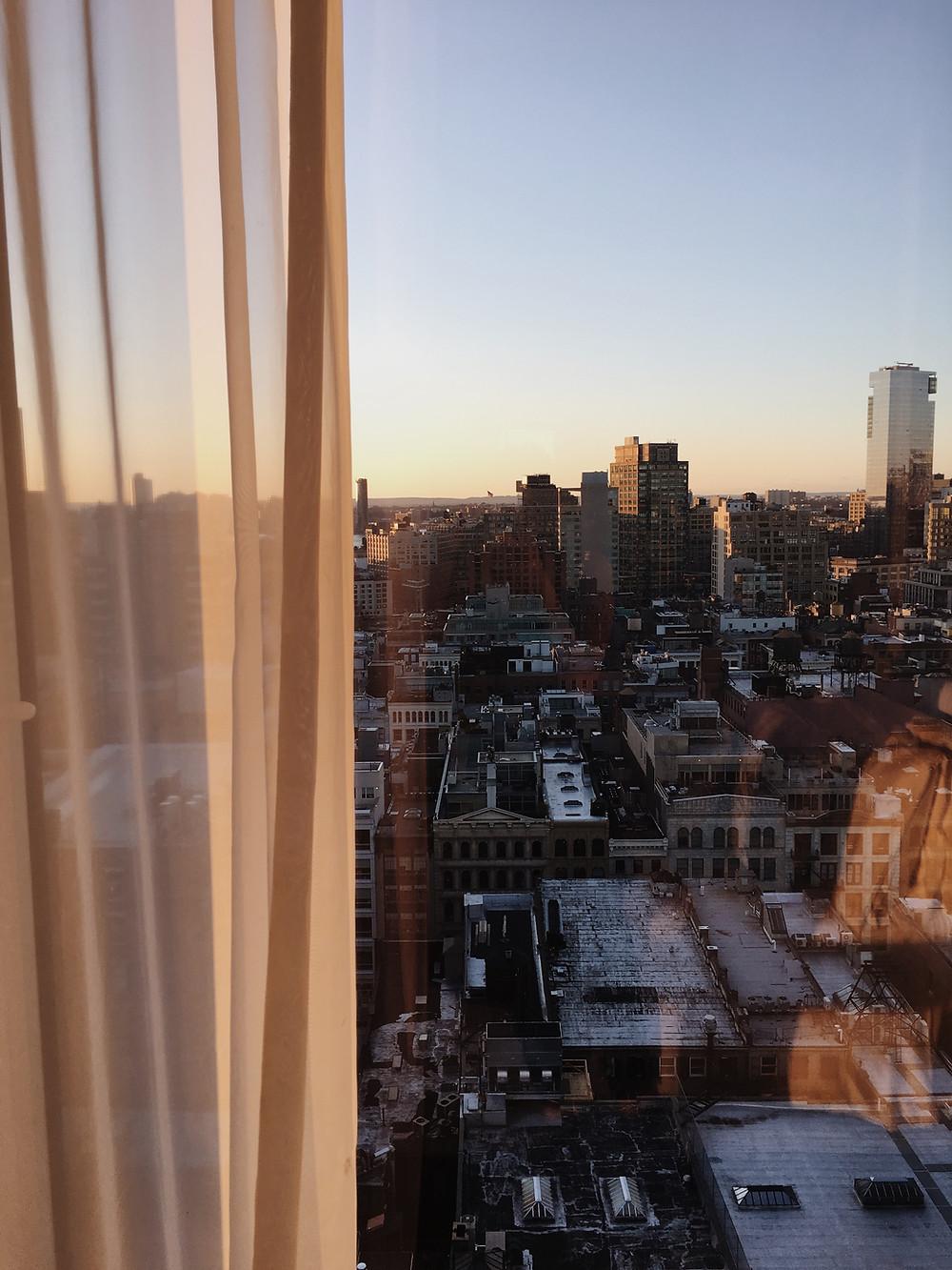 NYC makes me :)