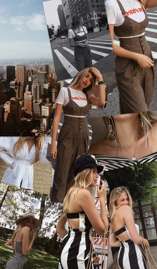TAKE IT OFF // WHAT I WORE VOL. NYC
