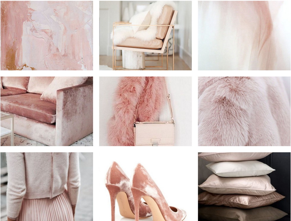 TREND RADAR // BLUSHING IN NUDES