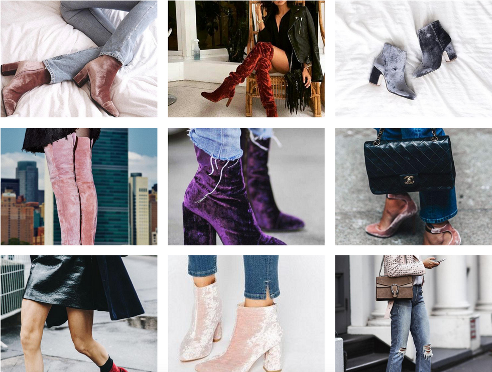 TREND RADAR // SWEET LIKE VELVET
