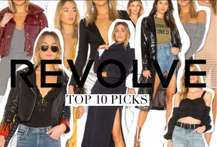 TOP 10 PICKS // REVOLVE SITE-WIDE 3 DAY SALE