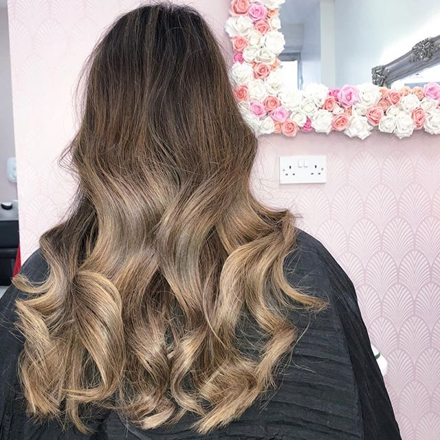 Balayage by Claire 💭 The stuff dreams a