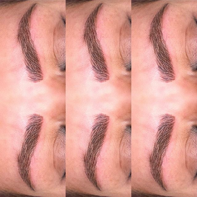 CK Brow Microblading by Chelsea 💗_—————