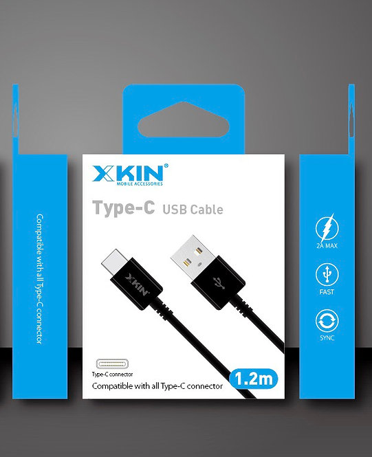 K-kin Type-c USB Cable