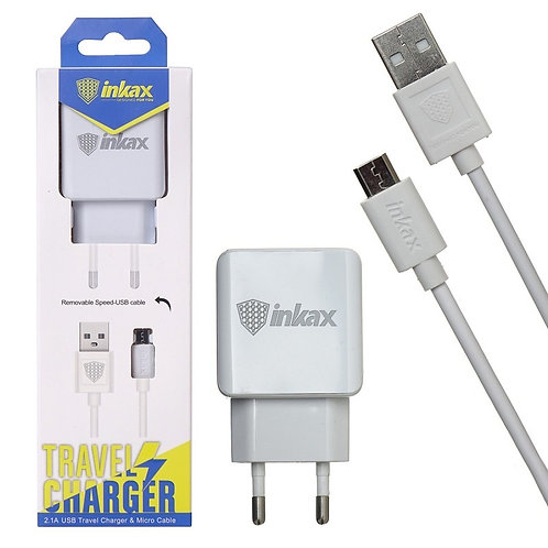 Inkax charger 2.1A