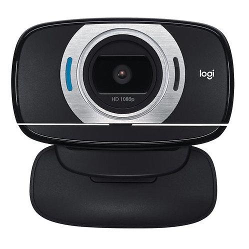 Logitech C615 - Webcam Appels vidéo portables HD 1080p - Noir