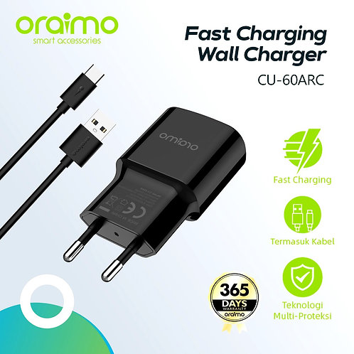 Oraimo fast charger micro