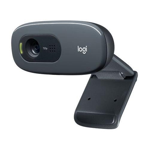 Logitech C270 - Webcam pour Appel vidéo HD 720p