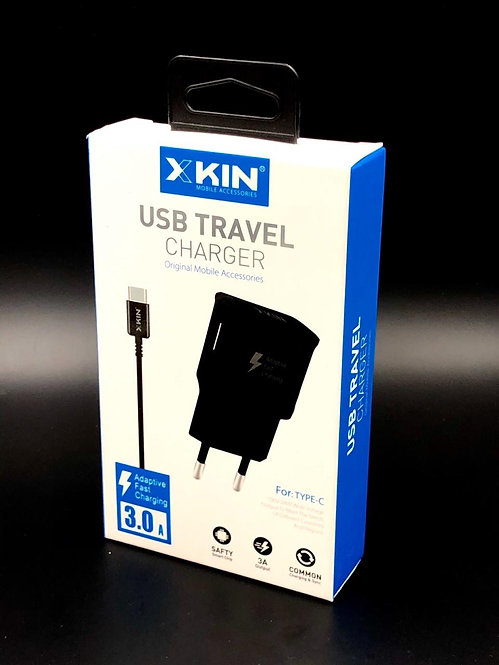 X-kIN Travel charger fast charging 3.0