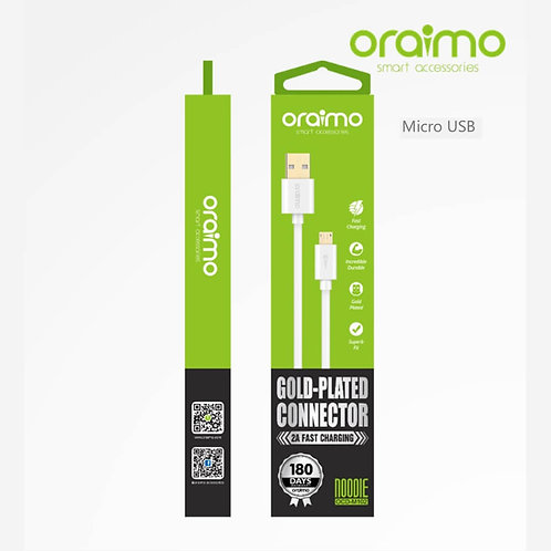 oraimo – lightning – USB Cable 1m