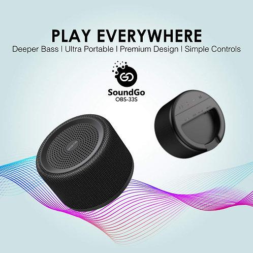 Oraimo OBS-33S Bluetooth Speaker