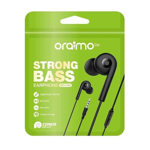 ORAIMO earphone withe mic OEP-E10