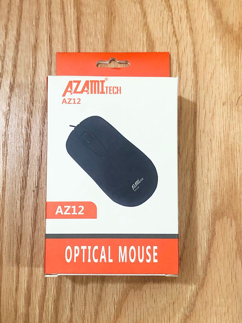 Azami-tech optical mouse Az12